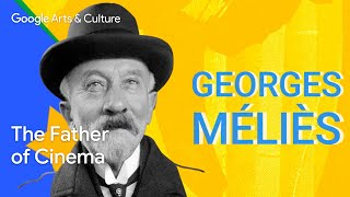 Georges Melies, father of cinema special effects