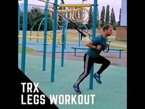 TRX Freestyle Friday 10/4