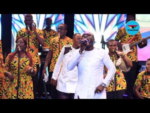 SP Kofi Sarpong nails performance at own concert