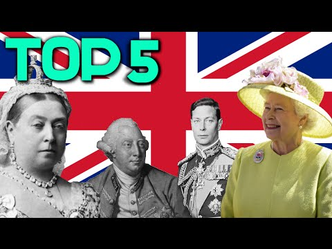 Who Are The Top 5 Longest Reigning British Monarchs?