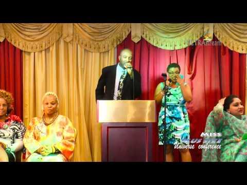Dhylles Davis co-hosting miss universe plus women's conference
