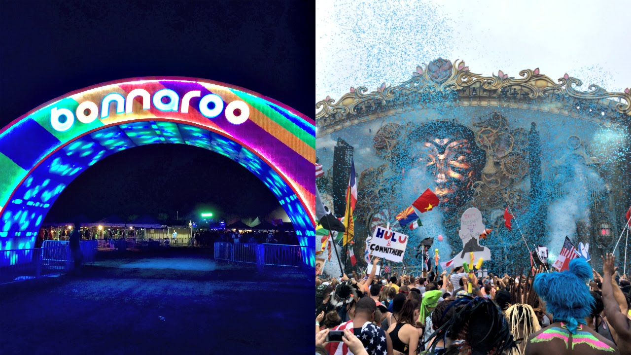 CAMPING MUSIC FESTIVALS | How to Do It Right