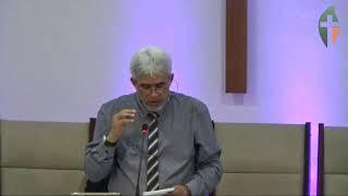 Culto Vespertino - 15/09/2019 - Rev. Robson Ramalho