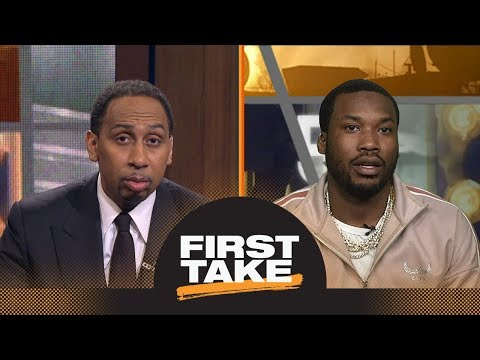 Meek Mill: I didn\'t sign up to be the face of injustice | First Take | ESPN