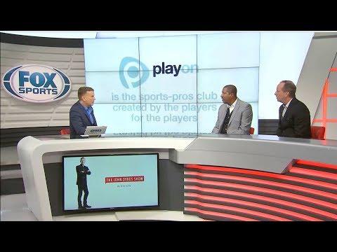 Viv & Trevor Fox Sports Asia