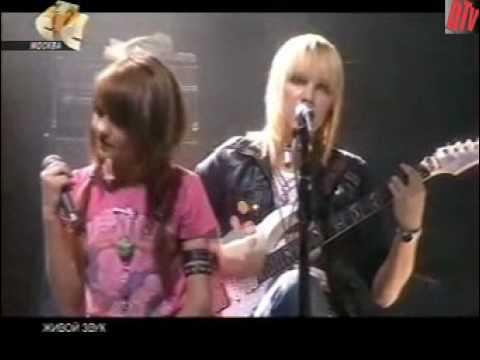 Скачать песню Ранетки - Я уйду (Лужники 2008)