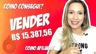 💡 COMO VENDI R$ 15 MIL REAIS Como Afiliada no Hotmart | Luana Franco