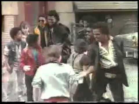 Michael Jackson's Martial Dance (REUPLOAD)