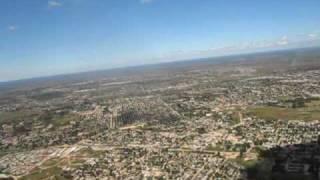 Landing at Harare International Airport (HRE)