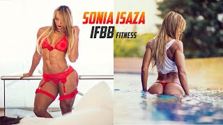Sonia Isaza IFBB PRO Model   Booty Tricpes & Biceps Workout   Workout Babes