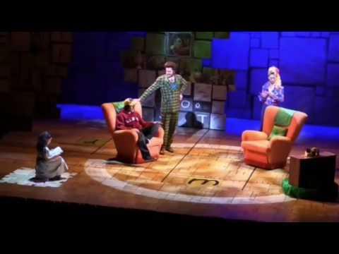 Matilda The Musical Acrobat Tour || Mia Sinclair Jenness