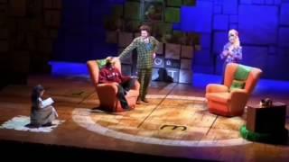 Matilda The Musical Acrobat Tour    Mia Sinclair Jenness