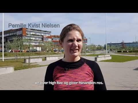 Eksempel på et fortræningshold: SOSU Østjyllands løbefællesskab
