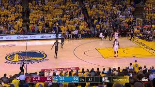 Jordan Bell makes up for a 'mistake', retaining it for the Warriors in Game 2 of 2018 Finals