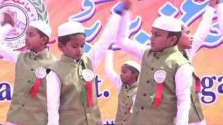 Kuffar musallat ham pe hue Jamia Aziziyah Sahariya nizambad Azamgarh annual function 2019