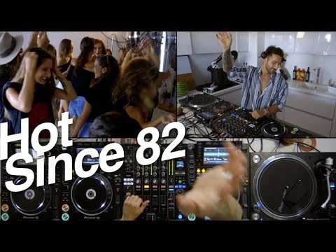 Hot Since 82 - DJsounds Show 2017 - Special Ibiza Kitchen mix!