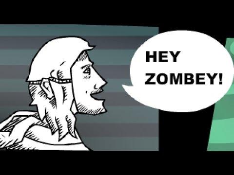 GermanLetsPlay, Zombey und Paluten Comic! (wunsch) - GermanLetsPlay, Zombey und Paluten Comic! (wunsch)
