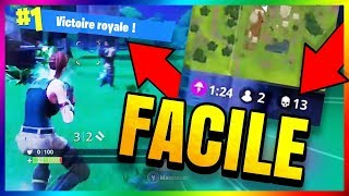 MON TOP 1 LE PLUS FACILE AVEC MASSE KILLS SUR FORTNITE !!