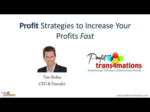 Business Development Strategies| How To Increase Profits | FREE Marketing Strategies Book