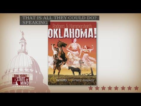 5/17: Trinity Rep.'s Artistic Director Talks Oklahoma! on State of Mind