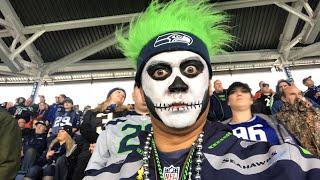 Fan Reaction: Seahawks vs Ravens pt 1 (NorbCam Reacts)