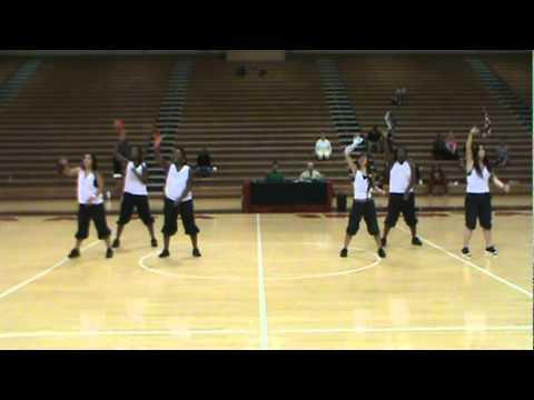 UT Dancers perform This Instant 3.2.11