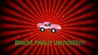BANCHI FINALLY UNLOCKED!!! - Crash Of Cars Gameplay + description