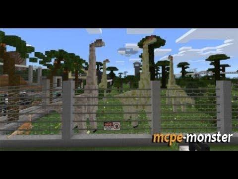 Jugando Jurassic Craft En Minecraft (Juanes Gamer )
