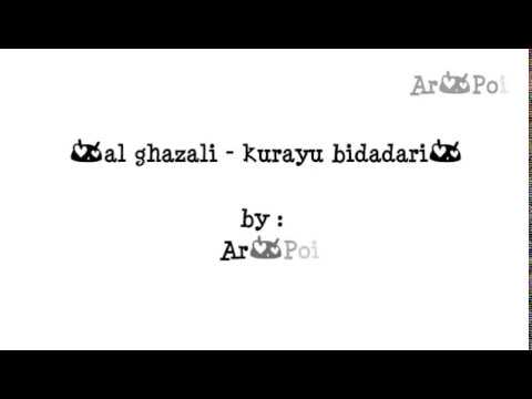 Lagu kurayu bidadari - al ghazali (lirik)