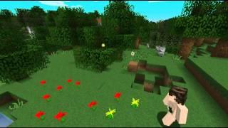 Minecraft Библейские сказания:Адам и Ева(Фильм 1)