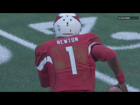 SCORING TONS OF POINTS QUICKLY! Cam Newton TAKEOVER SHOW! Madden 18 Draft Champions Gameplay