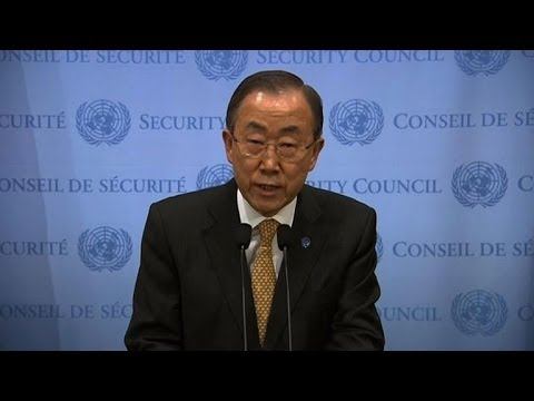 UN chief urges deployment of 3,000 extra troops to CAR