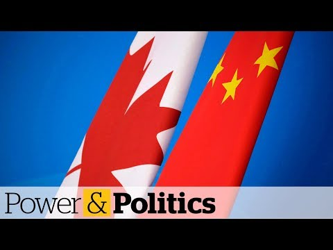 Delegation raises concerns over Canadians detained in China  | Power & Politics