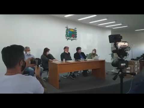 Araxá recebe respiradores e bombas de infusão cedidas pelo Deputado Federal Mário Heringer