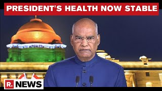 President Ram Nath Kovind To Undergo Bypass Surgery, Shifted To AIIMS Delhi