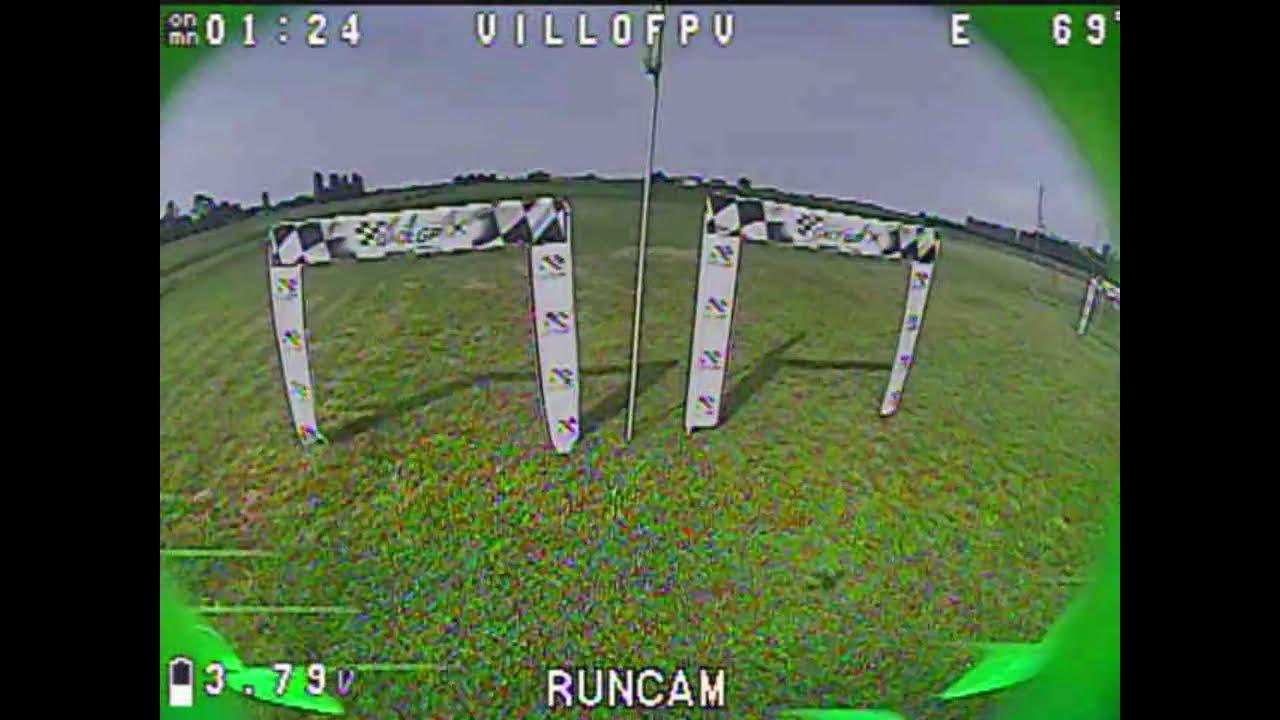 MV5X racing drone workout@Gace team FPV фото