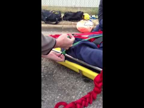 Rope Rescue Patient packaging
