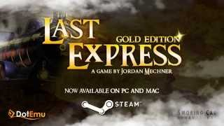 The Last Express Gold Edition (PC/MAC) DIGITAL