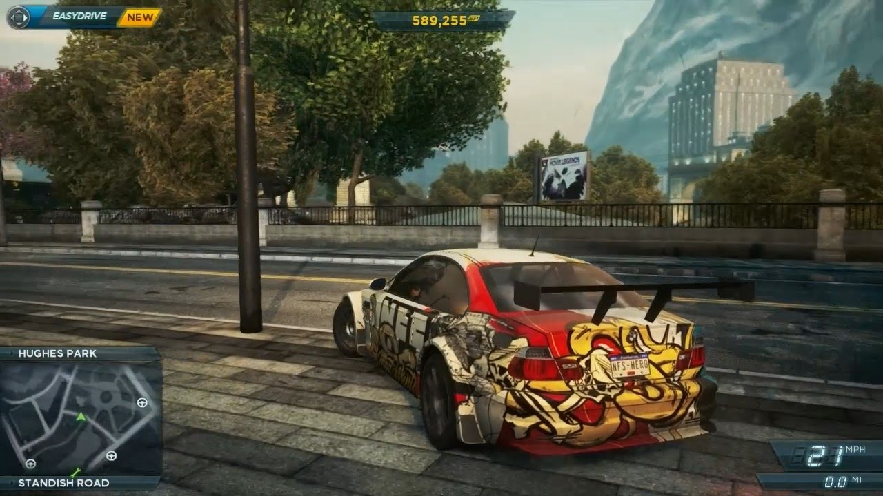 Nfs Most Wanted 2012 Pc Race Beat Get Bmw M3 Gtr Heroes