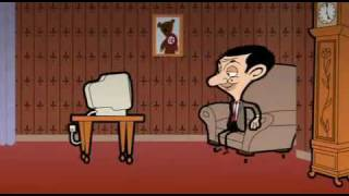 Mr. Bean Animated Series Mime Games Part2