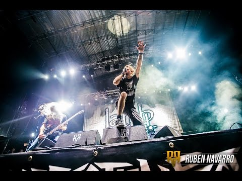 Lamb of God - 03. Walk With Me In Hell @ Live at Resurrection Fest 2013 (01/08, Viveiro, Spain)