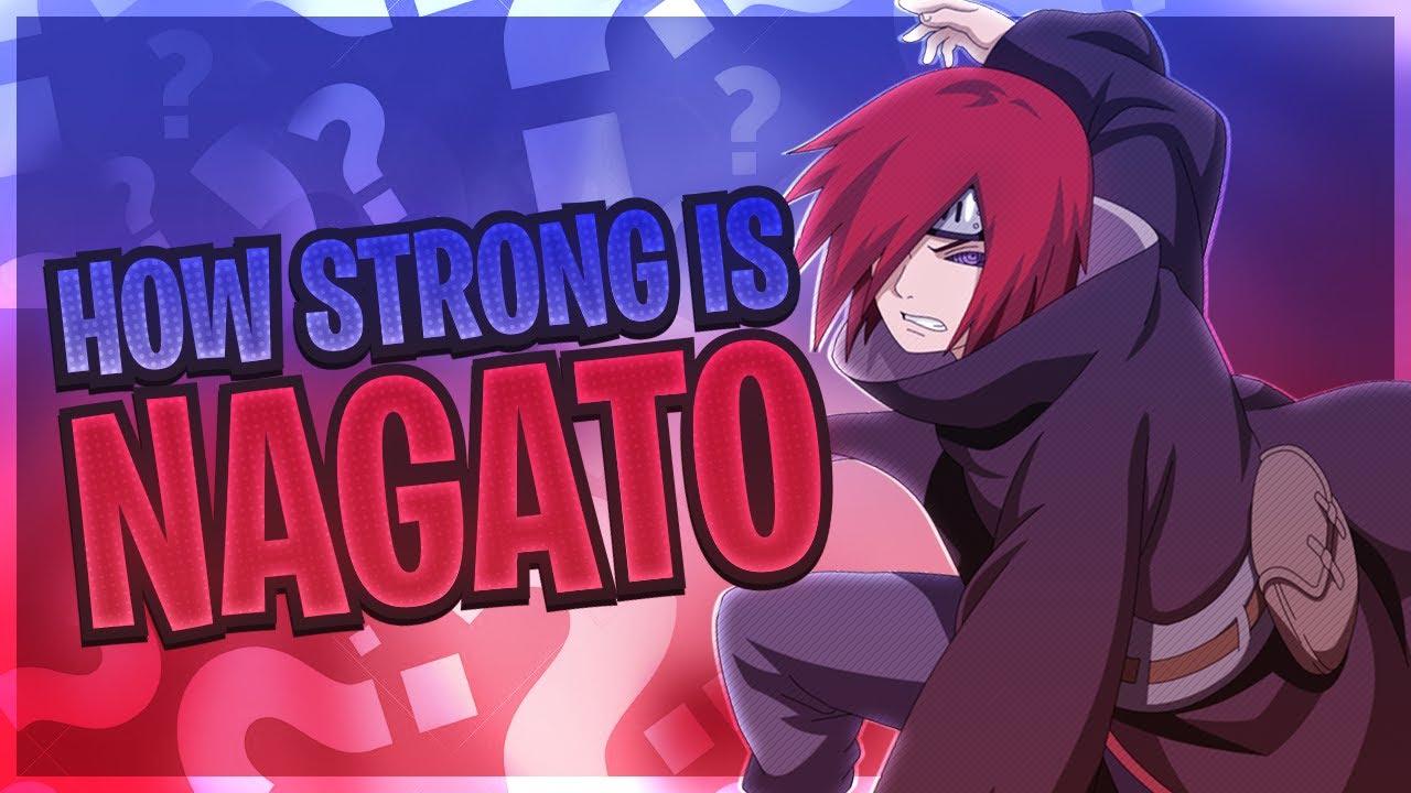 Download The True Power Of Nagato Uzumaki!