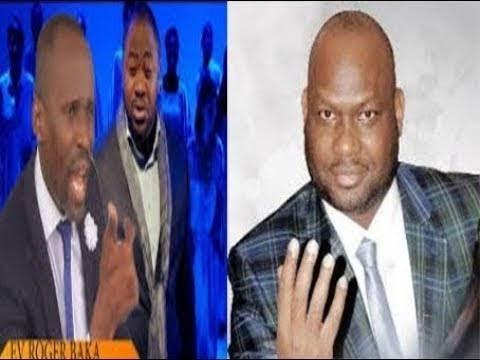 BOYOKA MAKAMBU  PROPHETE  JOEL ALOBI PONA ROGER BAKA EVANGELISTE YA YOUTUBE PE BAKARA MOGUSHO