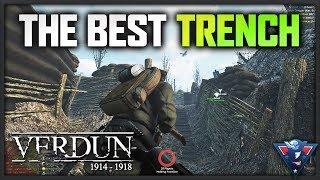 THE BEST TRENCH | Verdun Gameplay