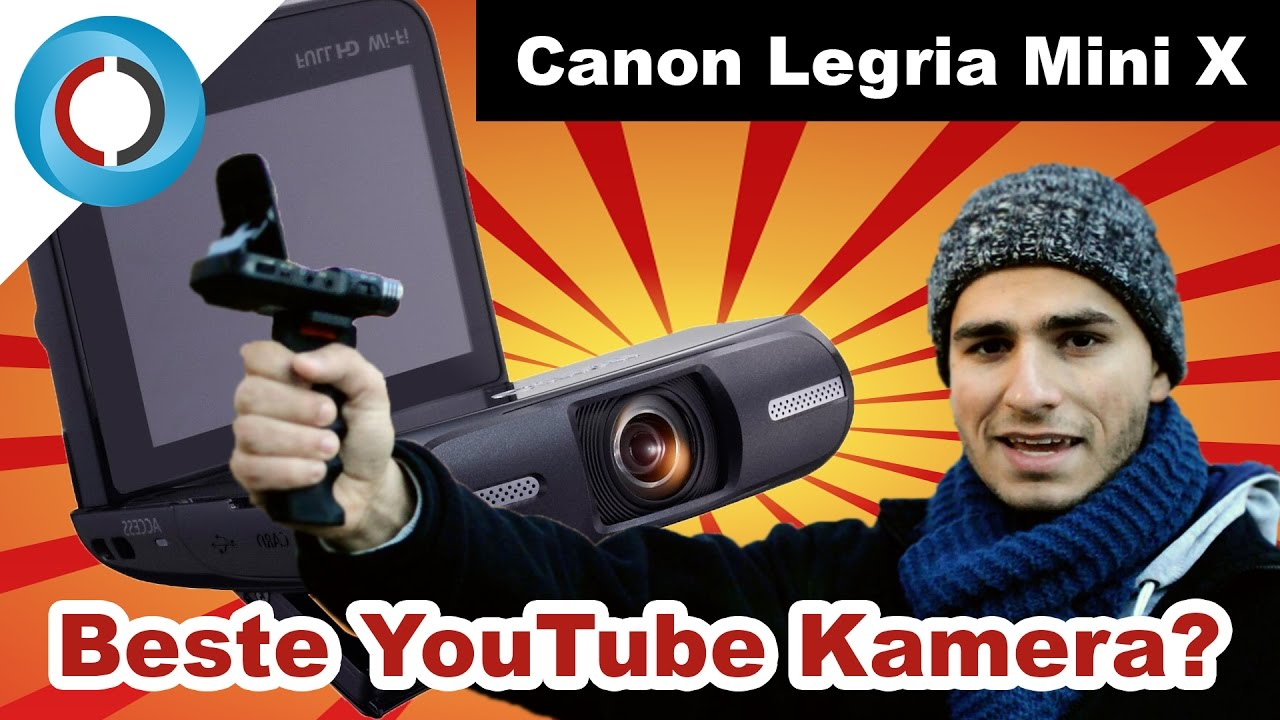 canon legria mini x beste youtube kamera videokamera. Black Bedroom Furniture Sets. Home Design Ideas