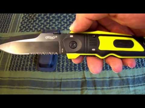 34. Vorstellung : Walther Rescue Knife