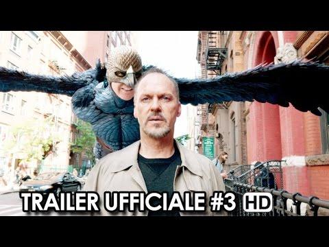 Birdman - O L'imprevedibile virtù dell'ignoranza Trailer Italiano #3 (2015) - Michael Keaton HD
