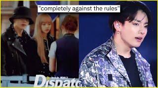 NEWS SPOTS JUNGKOOK & LISA DATING After Jungkook Talks LALISA MV, ENDS K-Citizen