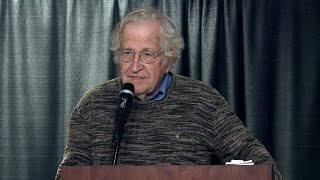 "2014 ""Noam Chomsky"": Why you can not have a Capitalist Democracy!"