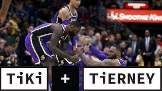 Lakers lose to Pelicans 128-115 | Tiki + Tierney